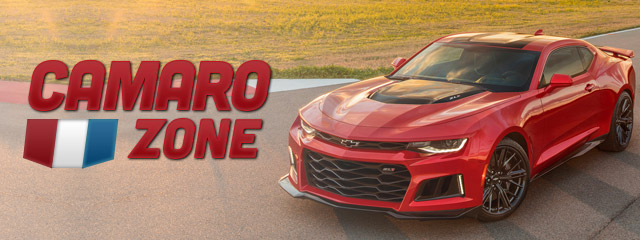 Camaro Zone - Camaro Forums and News