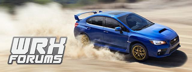 Subaru WRX Forums